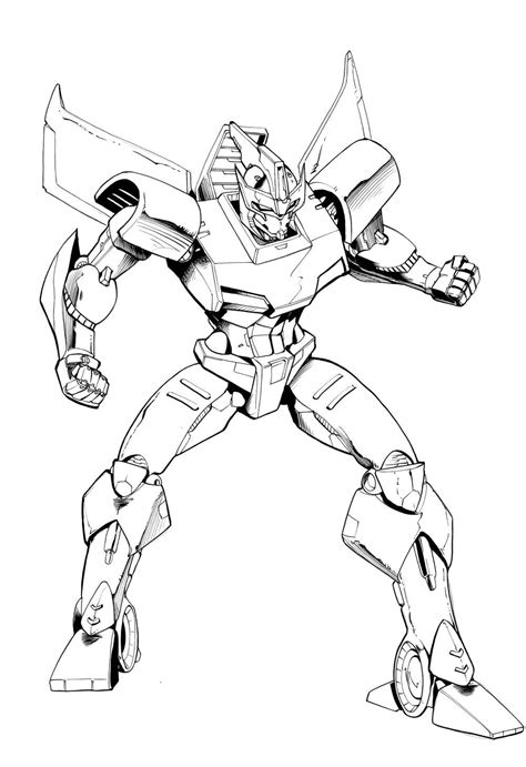 easy transformer coloring page coloring pages printable transformers cartoon cartoon
