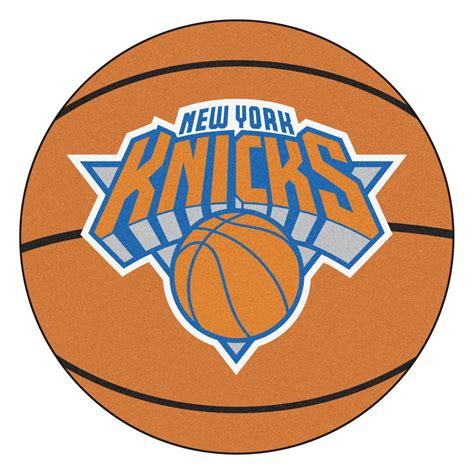 New York Knicks Basketball Shaped Area Rug 27 Quot Basketball Area Rug