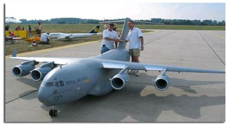 Giant Scale RC Airplanes   Unbelievably HUGE!