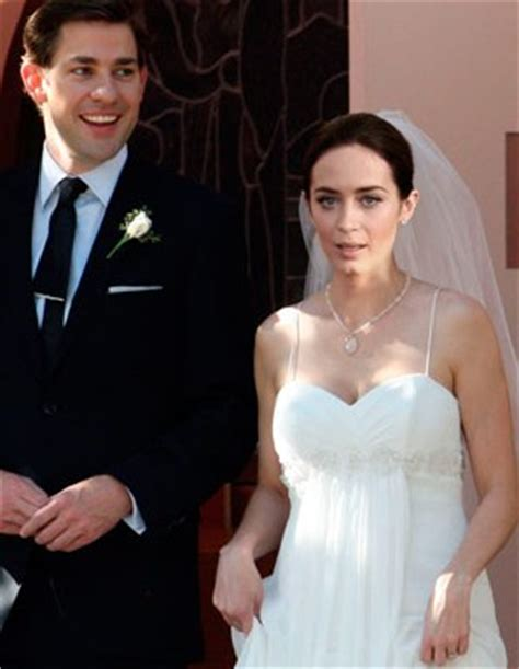 john krasinski emily blunt wedding k  k.club 2017