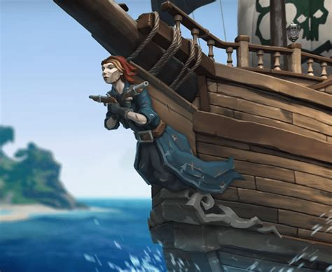 Black And The Ship Of Thieves image result for kraken figurehead captain nemo