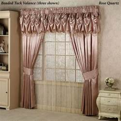 double swag shower curtains with valance double swag shower curtains for sale image is loading