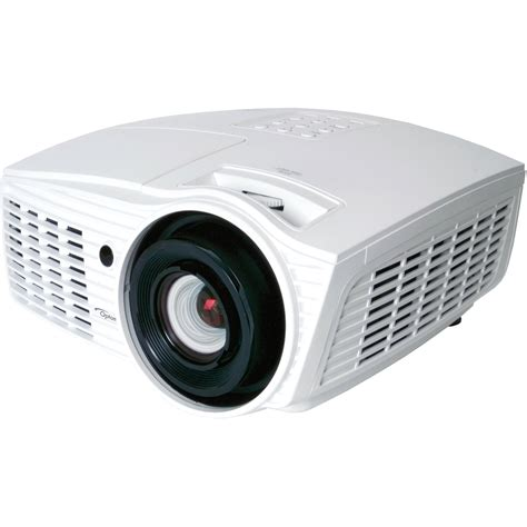 Optoma Projector L by Optoma Technology Hd37 Hd 3d Dlp Home Theater Projector