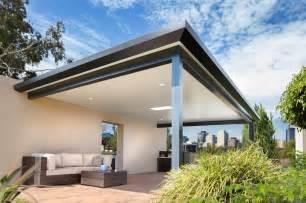 Patio Designs Queensland Stratco Pavillion Silique Patio Alfresco Living