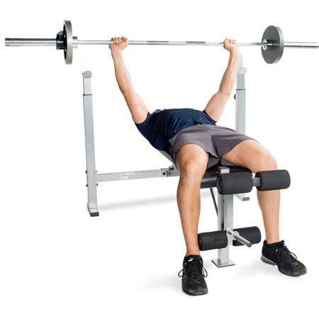 cap strength olympic bench
