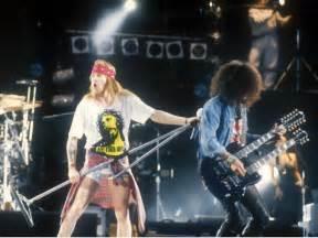Guns N' Roses reunion tour 2016: Slash and Axl Rose to