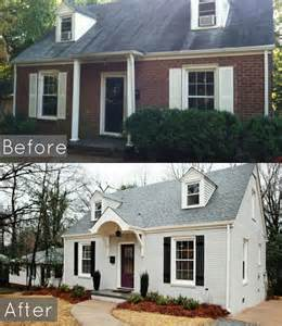 how to renovate a house 8 small homes get huge facelifts exterior house and