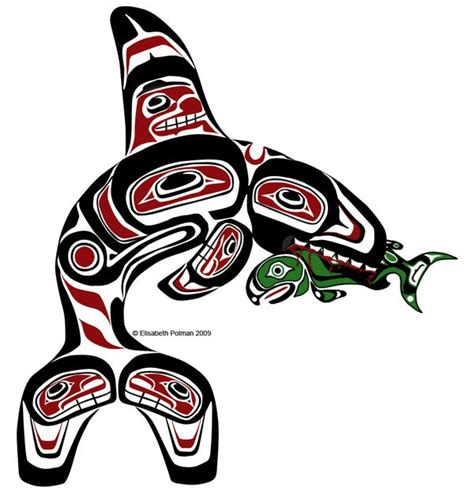north american tribal tattoos 96 best images about orcas on joe