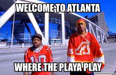 Atlanta Memes - welcome to atlanta