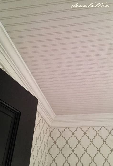 Beadboard Ceiling Lowes 17 best images about wallpaper projects on