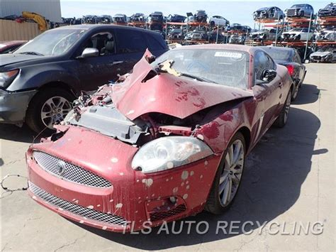 parting out 2008 jaguar xkr stock 7096or tls auto recycling
