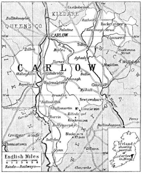 County Carlow Ireland Birth Records Carlow Events C 1918
