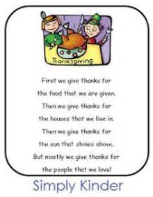 short thanksgiving speech short thanksgiving poems for preschoolers google search