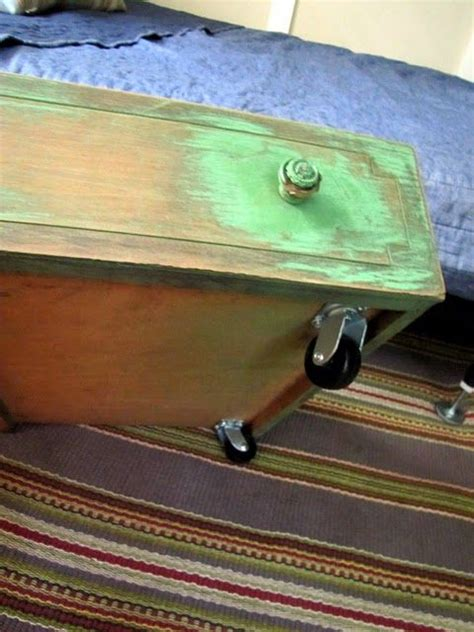 under bed storage drawer on wheels dresser drawers fall out woodworking projects plans