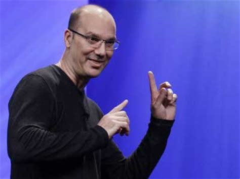 founder of android andy rubin says no need for store business insider