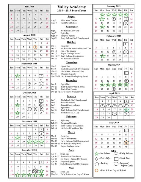 one page 2018 printable calendar kays makehauk co