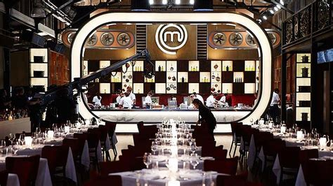 Masterchef Kitchen Location by Pressure S On As Masterchef Studio Unveiled