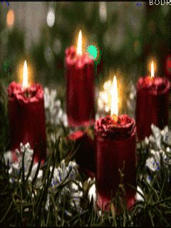 animated wallpaper screensaver   cellphone christmas candles christmas candle