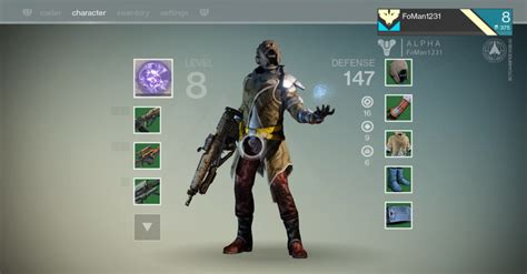 highest light in destiny 2 image character inventory screen png destiny wiki