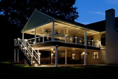 outdoor deck lighting outdoor lighting ideas menards outdoor lighting rustic