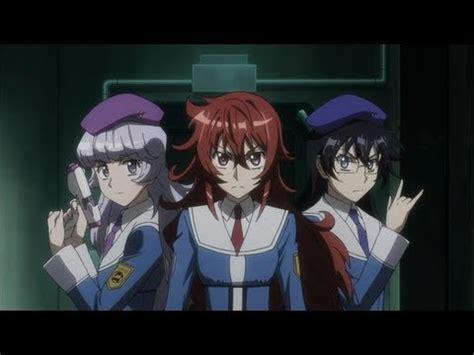 the unlimited hyoubu kyousuke episode 04 review 絶対可憐