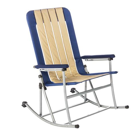 Folding Chair Exercise by K Rite Folding Rocking Chair