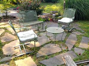 a and flagstone patio a s guide to diy