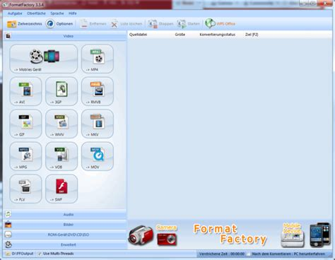 format factory video cutter free download formatfactory download freeware de