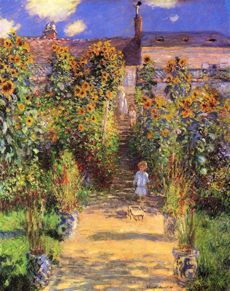The S Garden sightswithin claude oscar monet page 10