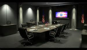 Conference Room Chair Design Ideas Fbi Meeting Room By Zigshot82 On Deviantart