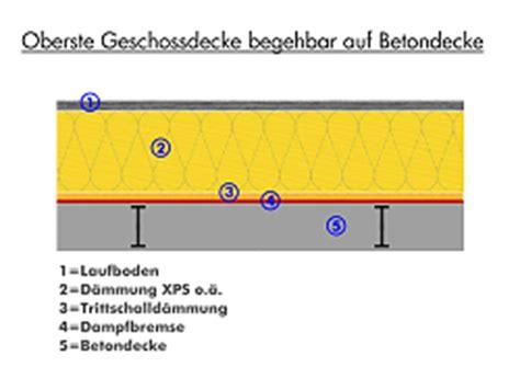 beton estrich begehbar die oberste geschossdecke d 228 mmen so geht s richtig