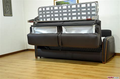 double leather sofa bed contemporary leather double sofa bed