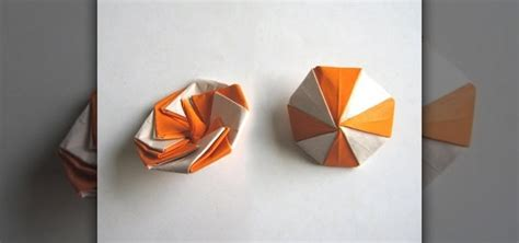 Origami Top - how to origami manpei arai s spinning top 171 origami