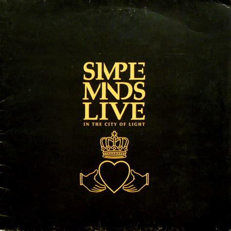 of light vinyl simple minds live in the city of light vinyl lp album