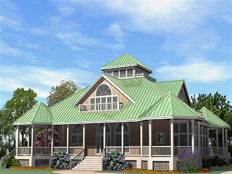 Wrap Around Porch House Plans One Story by Country House Plans With Porch Wolofi