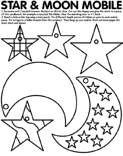 sun and moon card template 7 id 233 es de mobiles et suspensions pour ramadan