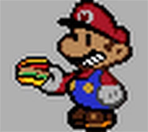 How To Make Paper Mario - how to make lego paper burger mario