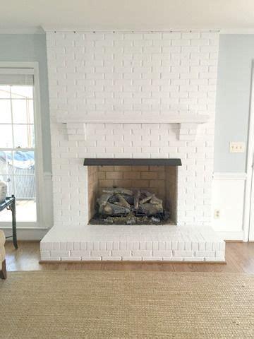 1000 ideas about update brick fireplace on pinterest