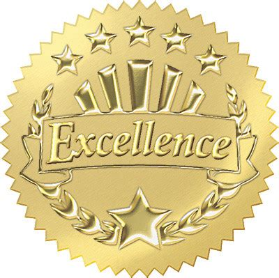 10 Great And At The Awards school stickers excellence award seals reward