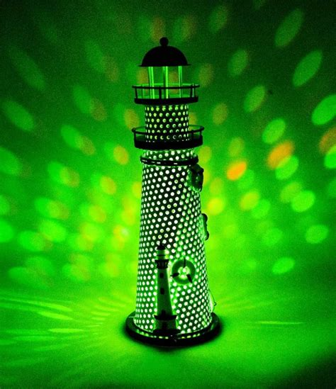 lighthouse colors nautical color changing lighthouse light