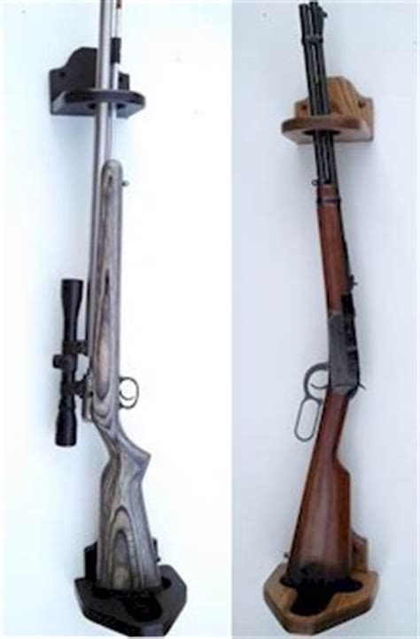 Single Gun Rack For Wall by Vertical Gun Racks Wood Gun Racks