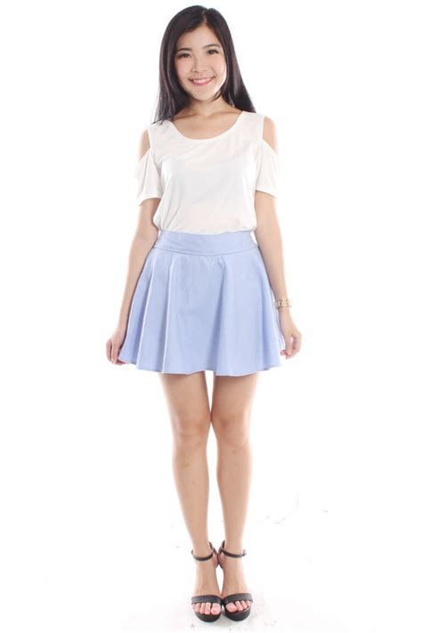 denim skater skirt www imgkid the image kid