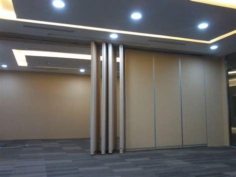 Partisi Multiplek produk pintu partisi lipat partisi penyekat ruangan