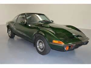 1972 Opel Gt For Sale 1972 Opel Gt For Sale Classiccars Cc 888803