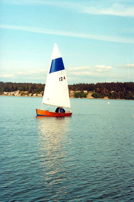 dinghy boat classes clancy class sailing dinghy woodenboat magazine