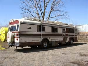1980 For Sale Used Rvs 1980 Bluebird Wanderlodge Motorhome For Sale By Owner