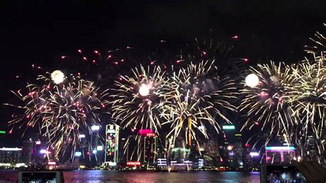 new year hong kong dates 2016 new year fireworks hong kong 2016
