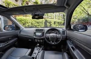 Asx Mitsubishi Interior 2017 Mitsubishi Asx Now On Sale In Australia From 25 000