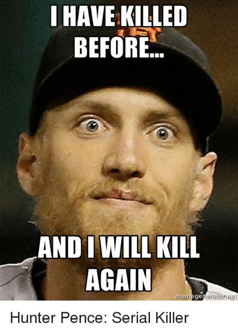 Hunter Pence Memes - funny hunter pence memes of 2016 on sizzle memes