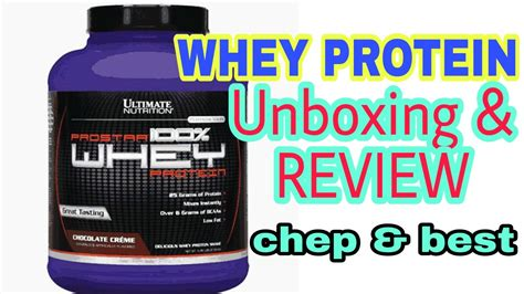 Whey Protein Ultimate Nutrition Review whey protein ultimate nutrition prostar review and